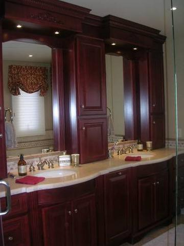 custom bathrooms OLD WORLD QUALITY UNIQUELY