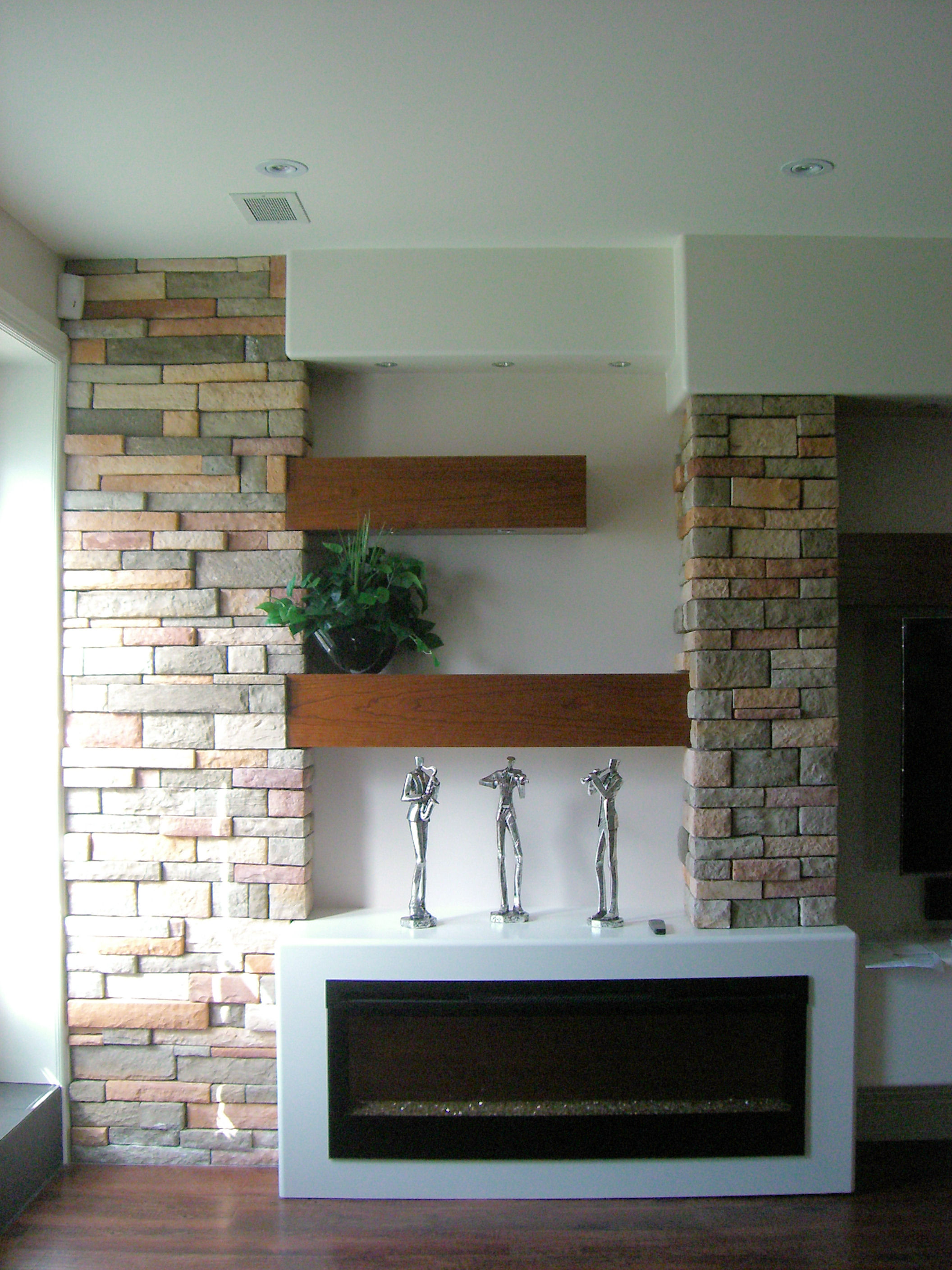 steel electric fireplace aifaresidency living fancy com mount also mounted well stainless of traveled wall