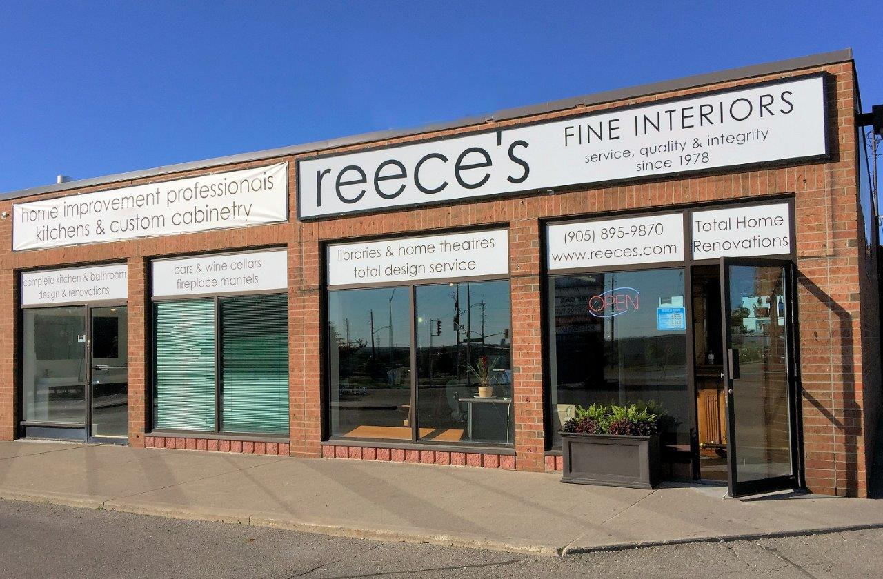 Reeces Fine Interiors and Woodworking